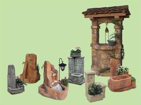 Pozzi Decorativi Da Giardino : Pozzi per giardino cerca con google giardino