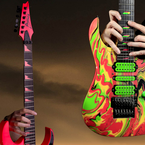 Pin Auf E Gitarrensammlung