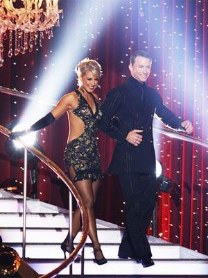 DWTS Season 8 Spring 2009 Ty Murray and Chelsie Hightower