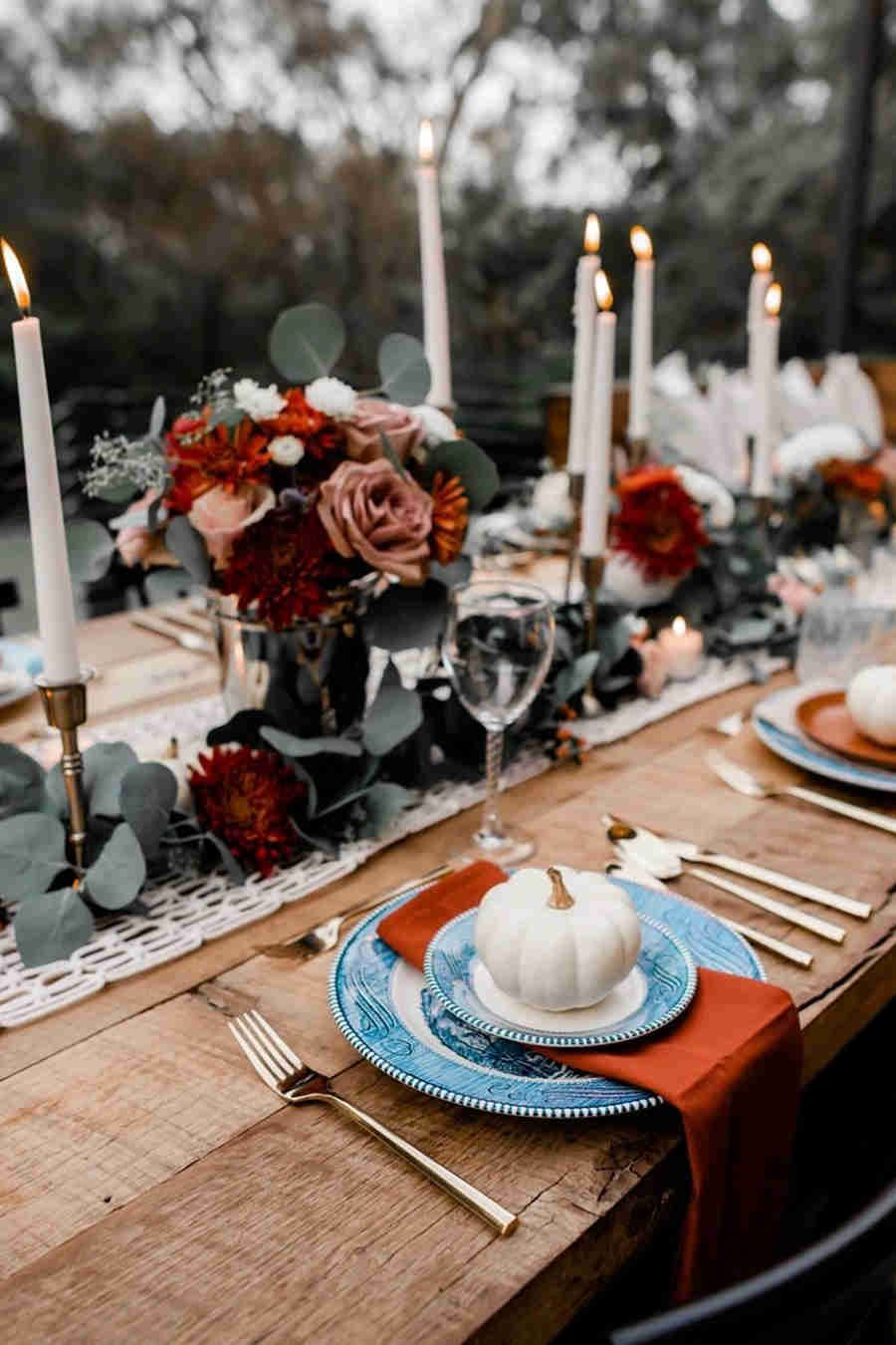 30 Thanksgiving Dinner Table Decoration Ideas