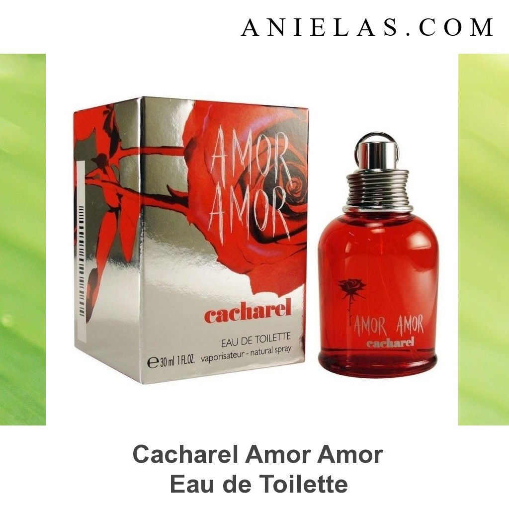 Cacharel Amor Amor Eau De Toilette Perfume Eau De Toilette Summer Perfume
