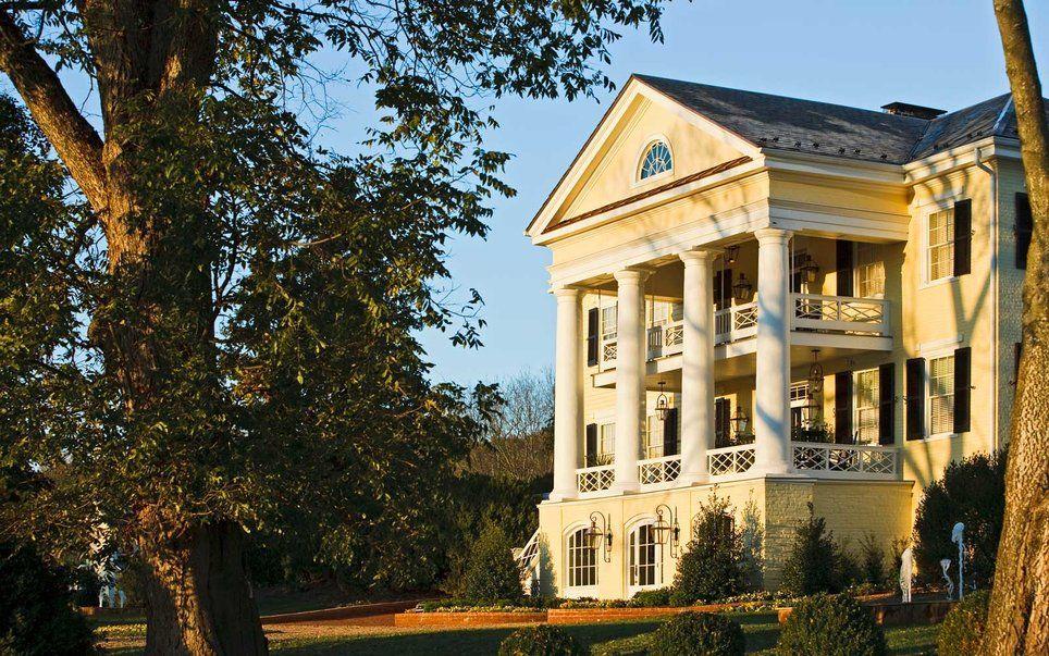 Inn At Willow Grove Orange Virginia