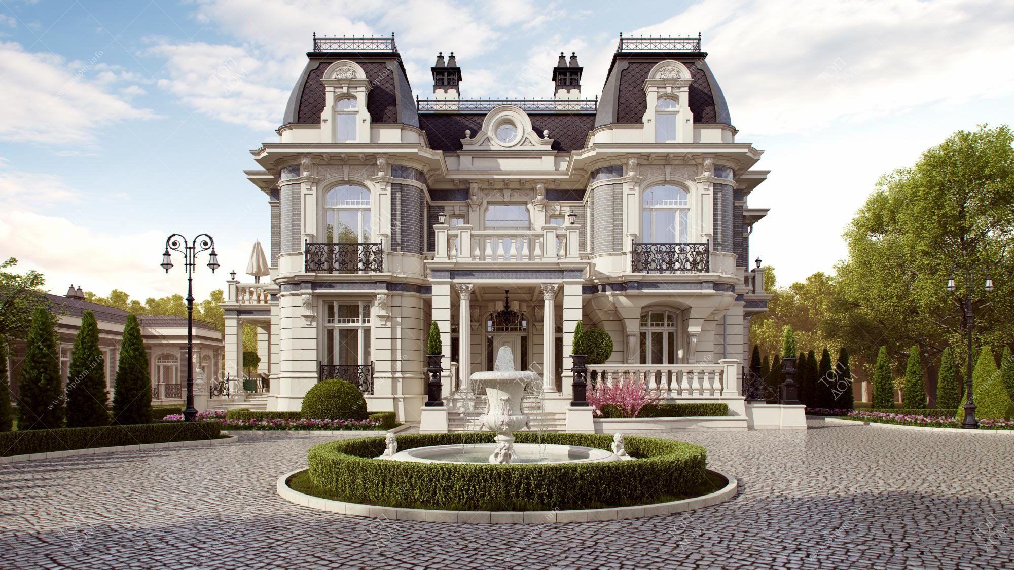 волосы картинка дома в стиле барокко сможешь