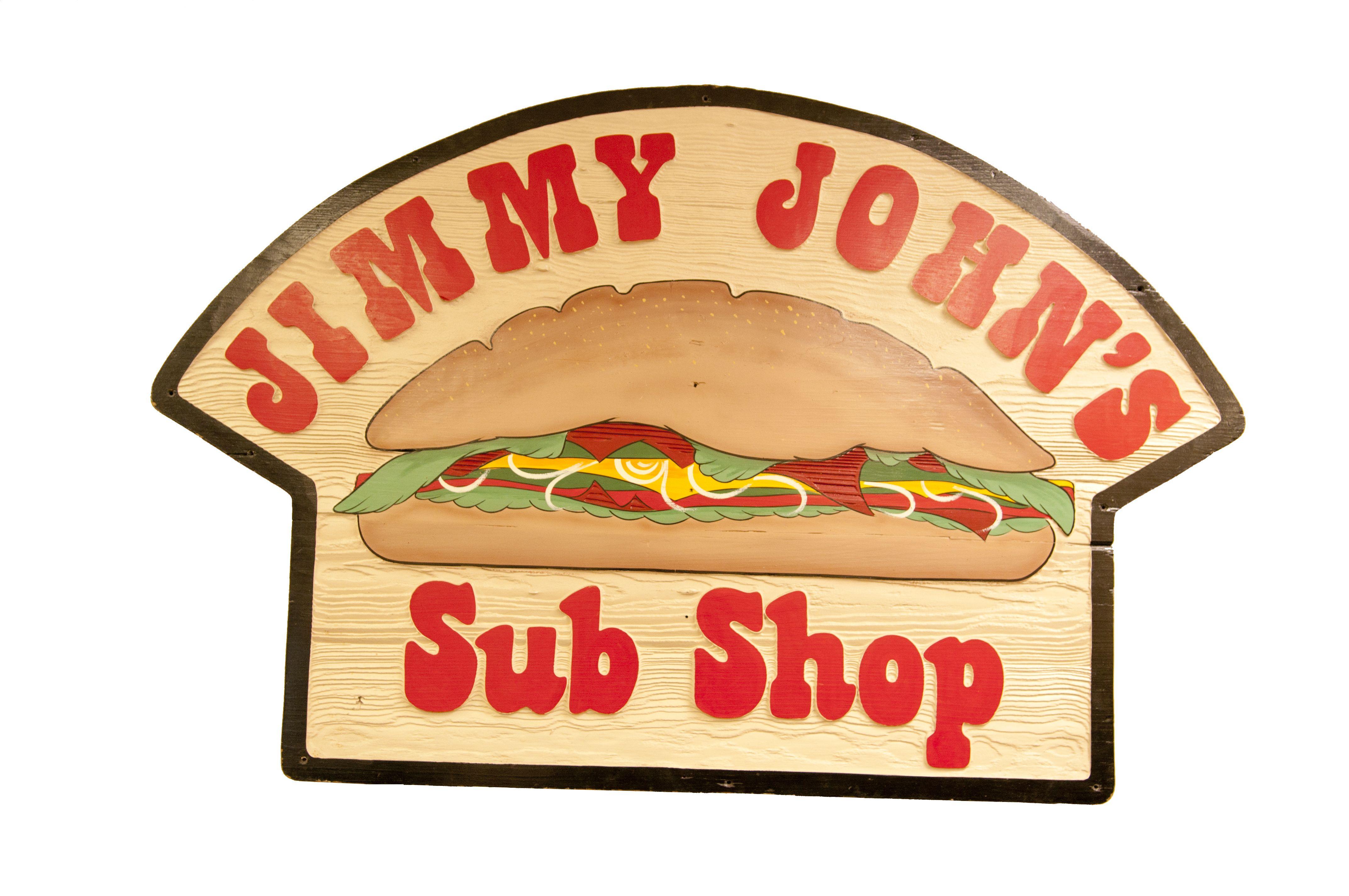 Jjs original store sign store signs jimmy johns food spot