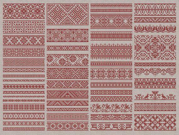 Scandinavian Charted Designs Free