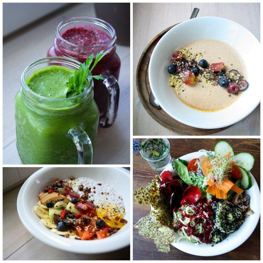 The Best Raw Vegan Restaurants in Berlin Berlin Pinterest - vegane küche berlin