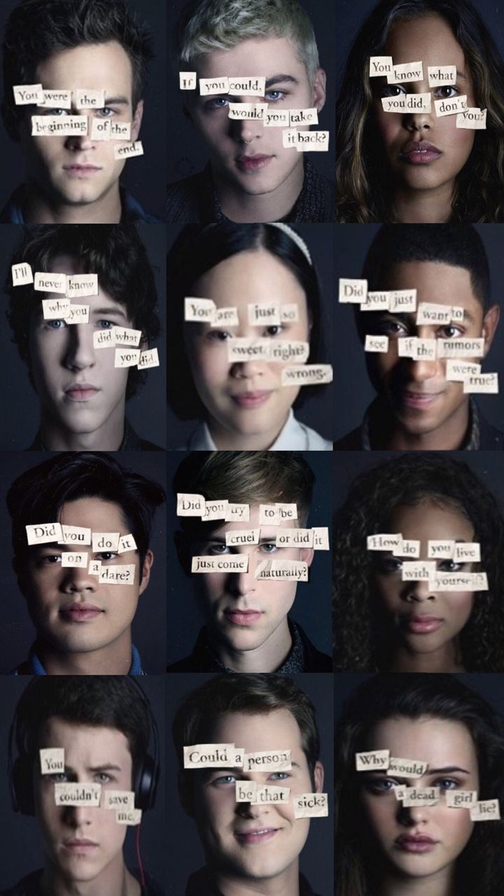 "Photo of Which Character from ""13 Reasons Why"" you are? Find out now!"