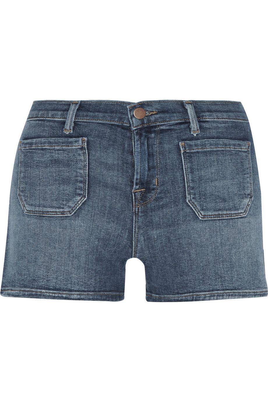 Hail the sun: Shorts, J Brand / Garance Doré