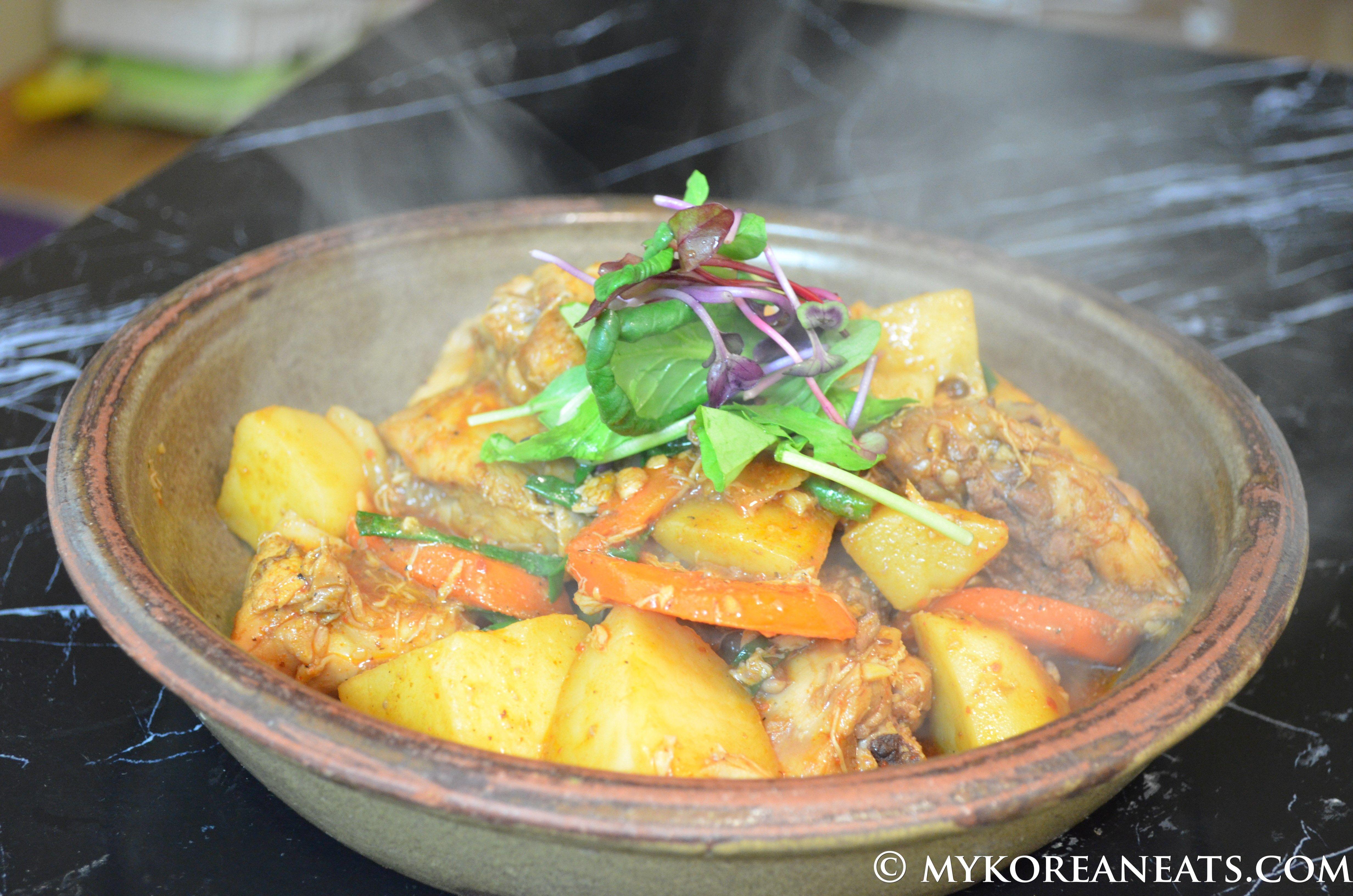 Samgyetang: Korean Ginseng Chicken Soup for the Soul ...