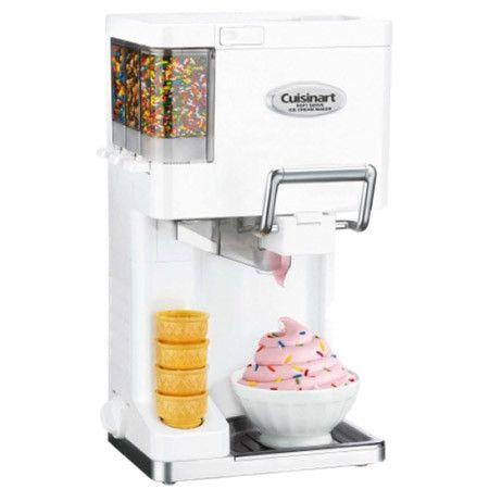 Ice Cream Maker? NEED! *