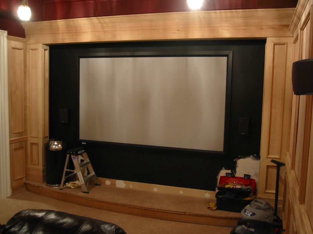 Google Image Result For Http://www.hometheatershack.com/forums/attachments/ Home Theater Design Construction/15895d1252880767 First Diy Basem.