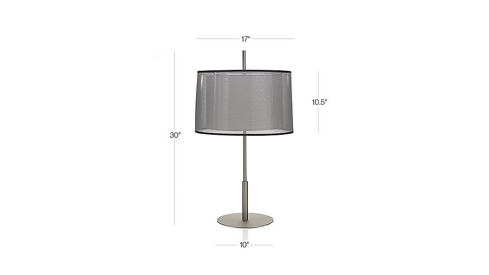 Eclipse Silver Table Lamp Dimensions Lamp Bronze Table Lamp Silver Table Lamps
