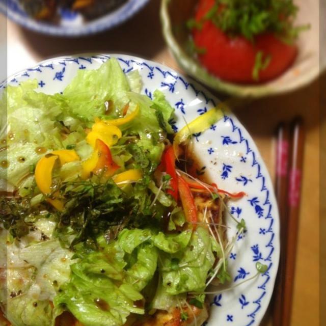 レシピとお料理がひらめくSnapDish - 14件のもぐもぐ - Tofu Salad by Teruchan•照ちゃん