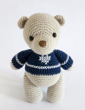 Photo of Häkelanleitung Teddybär