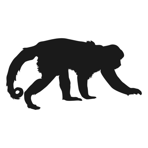 Monkey Silhouette Png Image Download As Svg Vector Eps Or Psd Get Monkey Silhouette Transparent Png For Your Graphic Silhouette Png Silhouette Graphic Image