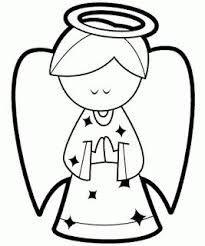 Resultado De Imagem Para Desenhos De Carinhas De Anjos Desenho