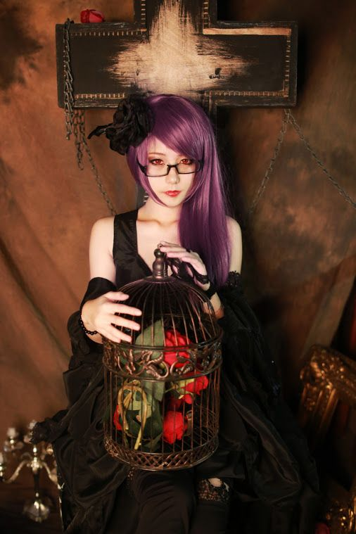 cosplay Tokyo Ghoul Rize