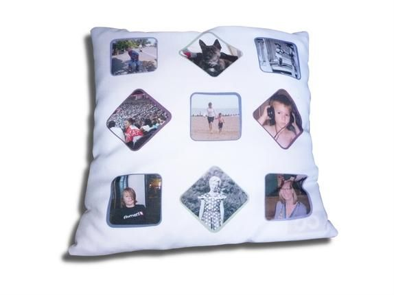 Chic Personalised Pillow
