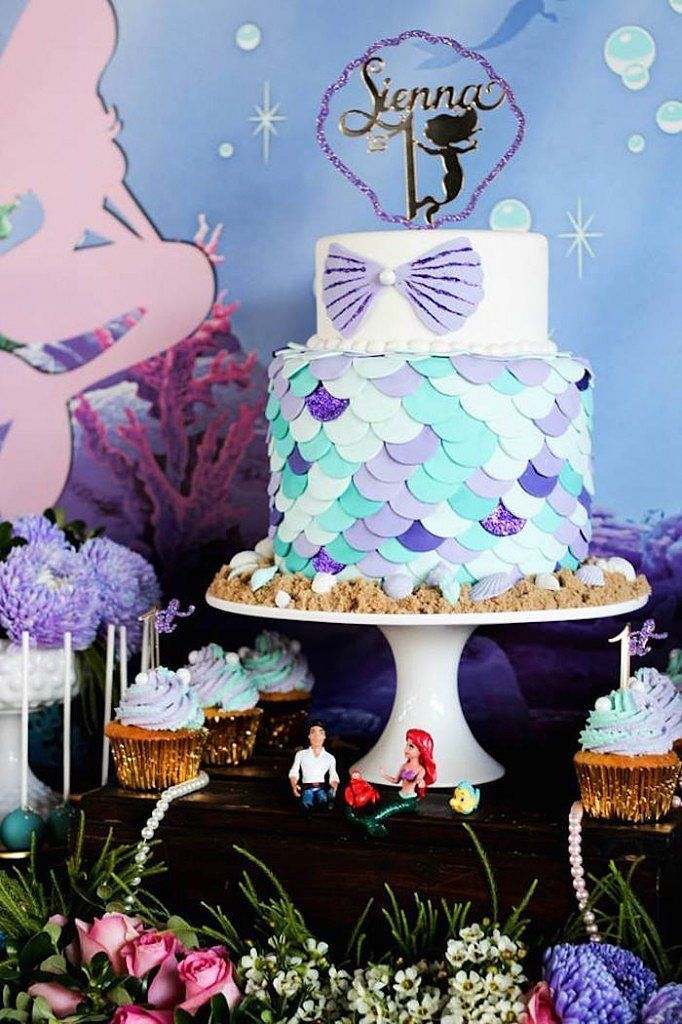 How To Throw An Under The Sea First Birthday Party Parties