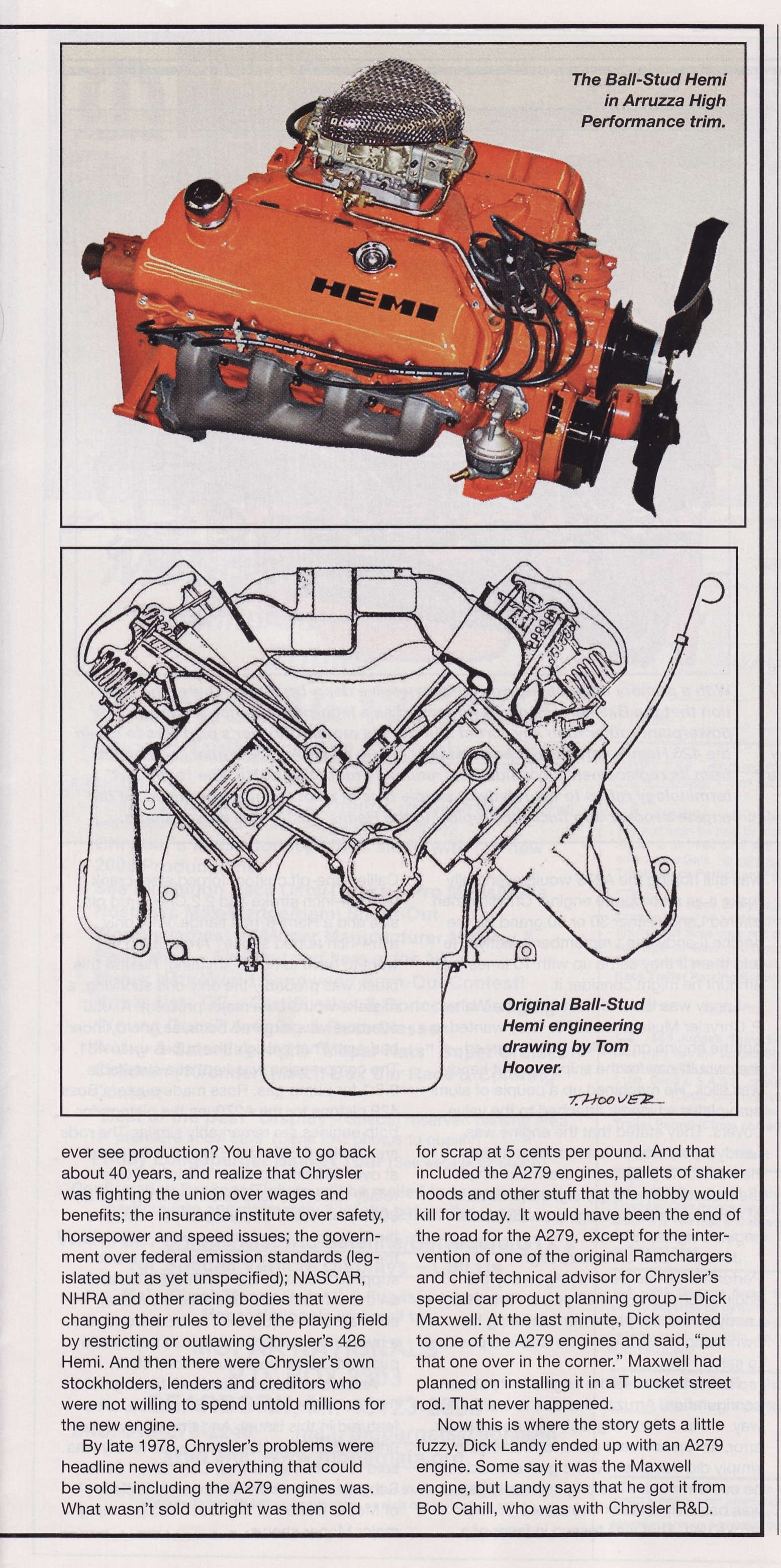 hight resolution of ball stud hemi page 2 hemi engine car engine chrysler hemi truck
