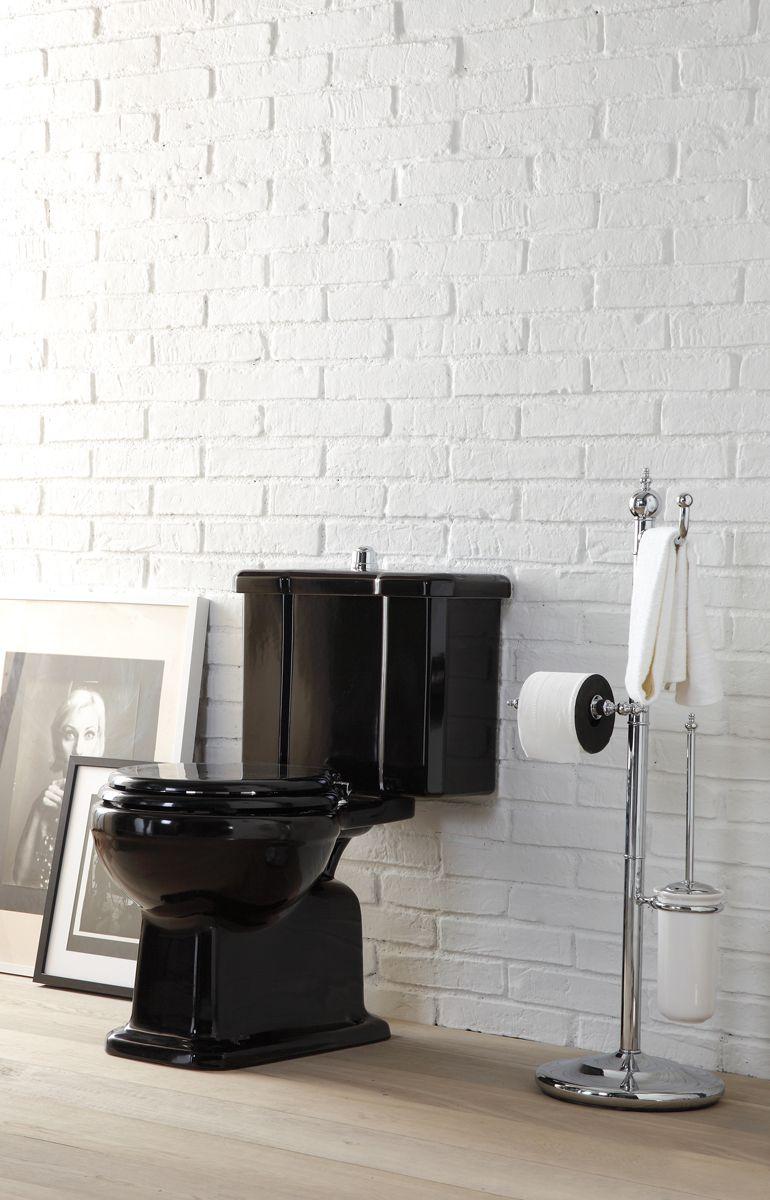 wc de couleur série Provence\'900 noir brillant by BLEU PROVENCE ...