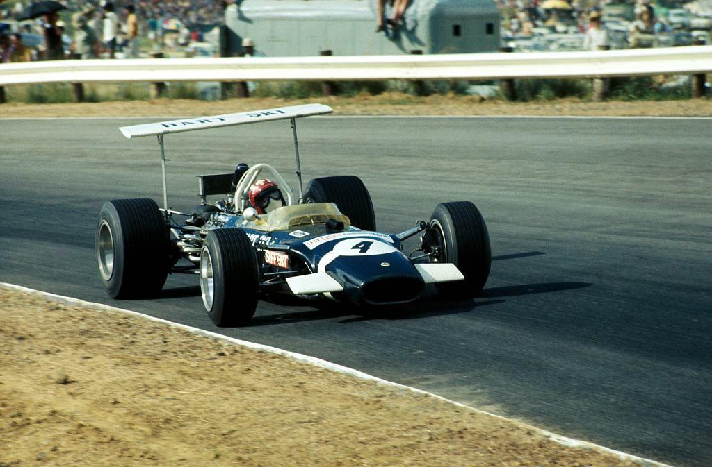 1969 Jo Siffert, Rob Walker & Jack Durlacher Team, Lotus