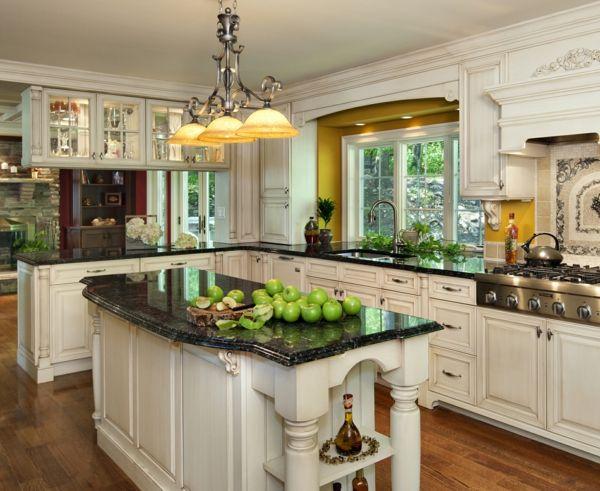 Hängeleuchte in der Küche? Eine leuchtende und stilvolle Idee