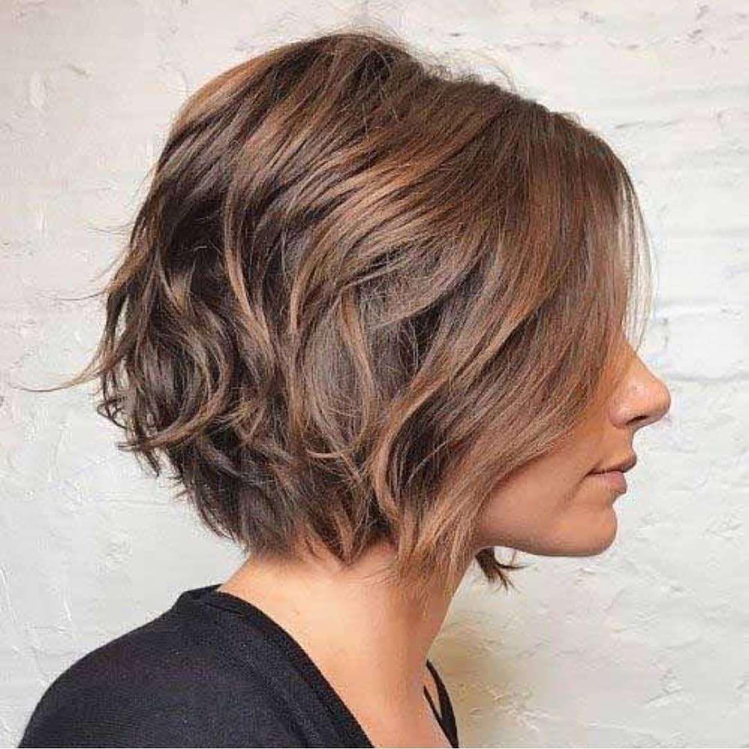 40 New Best Short Haircuts 2018 2019 Kahkul Kisa Sac Kalin Saclar Katli Sac Modelleri