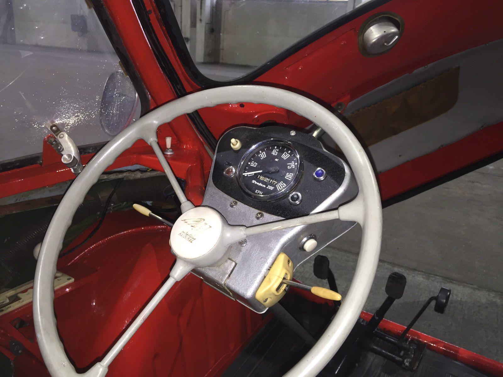 Heinkel Trojan Bmw Isetta Messerschmidt Bmw Isetta Bmw