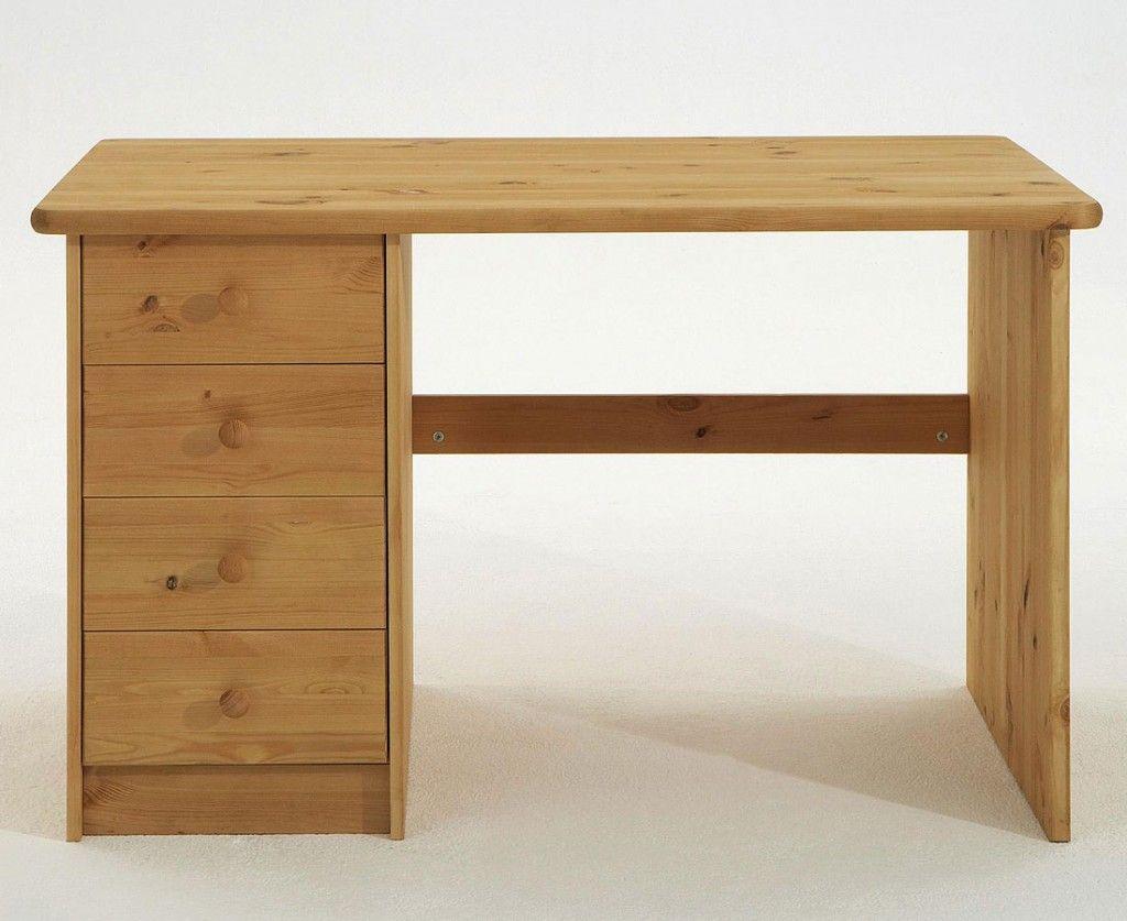 Tolle Schreibtisch Holz Massiv Möbel
