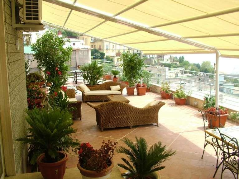 Terrazzi arredati con piante (Foto 14/40) | Donna | Cose da ...