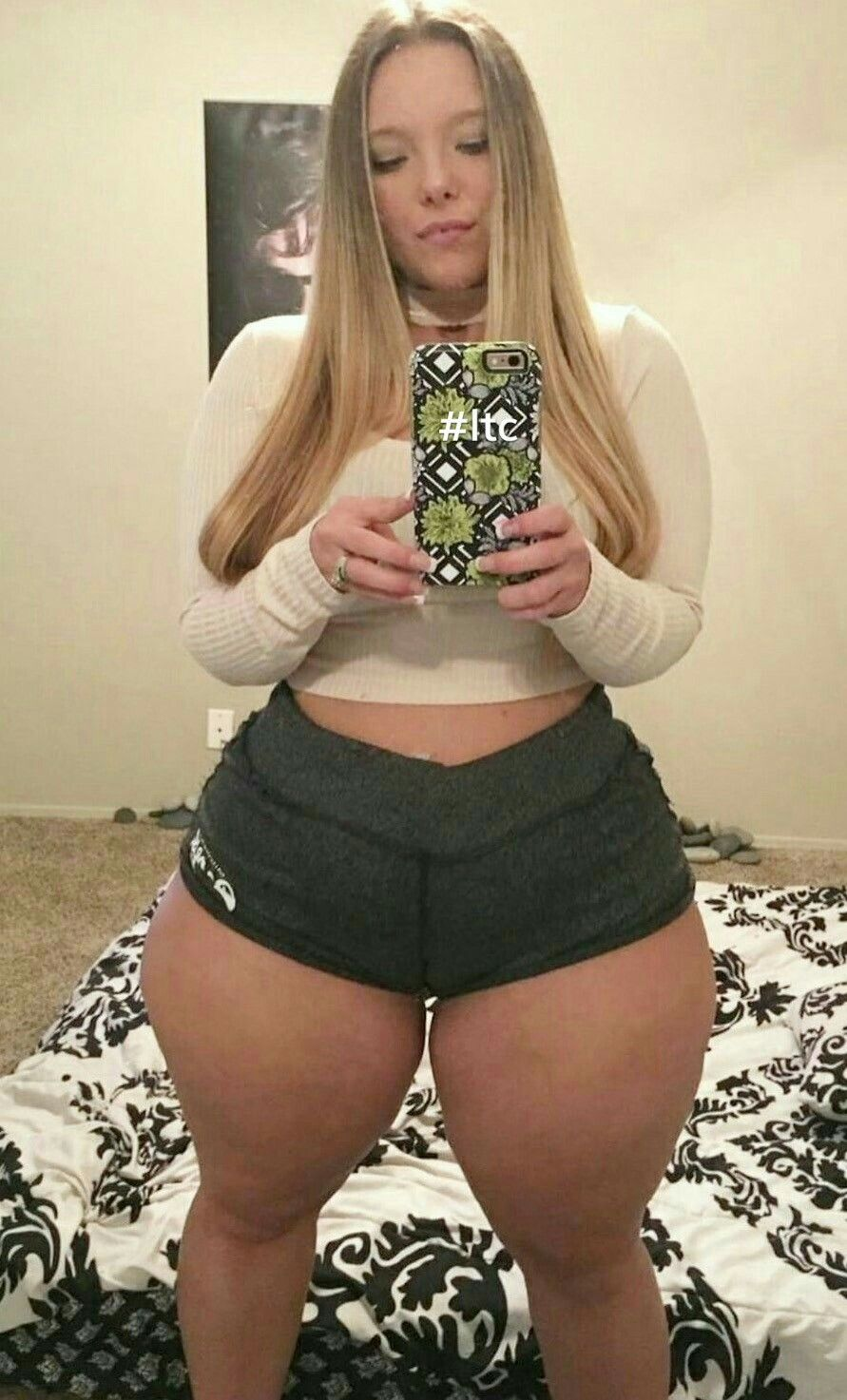 Thick Short White Girl
