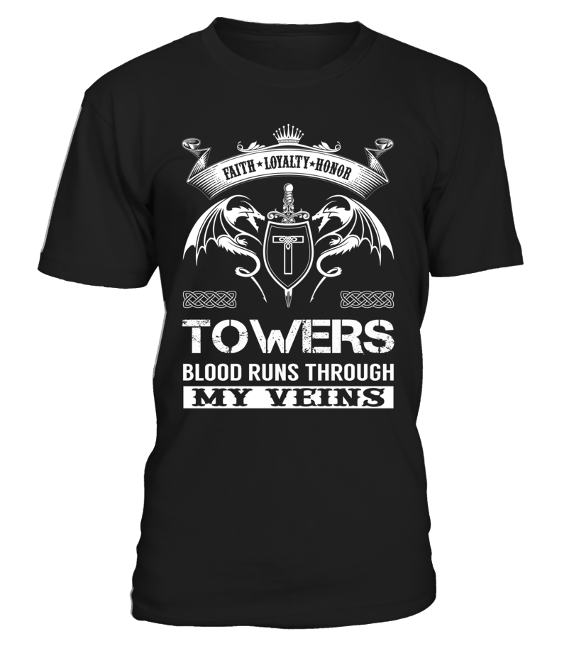 TOWERS Blood Runs Through My Veins