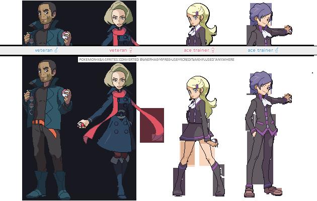 Free To Use Sprites Belong To Pokémon Nintendo But Credit Me