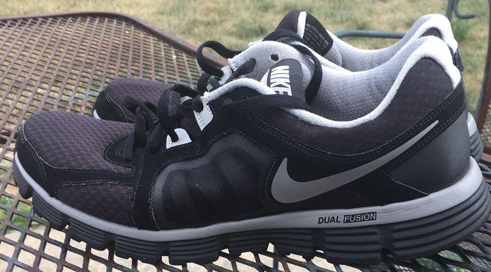 timeless design 1b7a2 0b3ef Nike Dual Fusion St2 Men 11.5 Running Shoe (454242-020)training Vguc   eBay