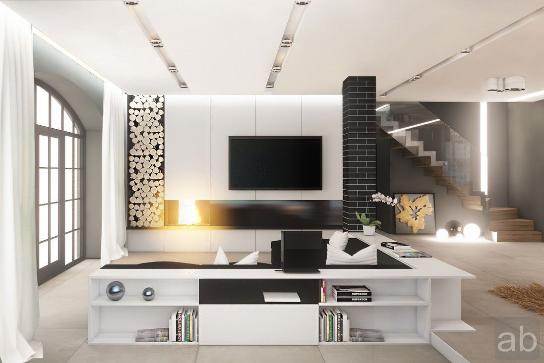Living Room With Tv And People 25 best modern living room designs | modern living room design