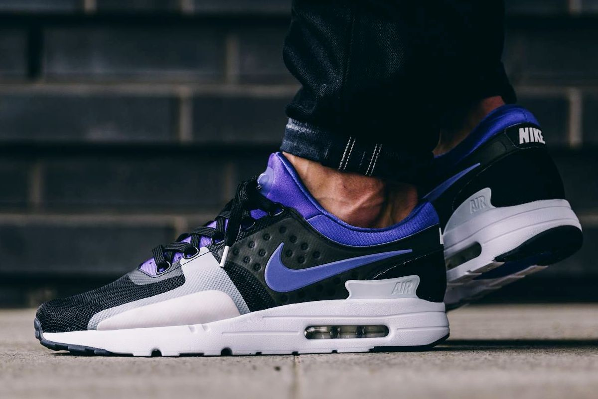 ca9844f695 Nike Air Max Zero Quickstrike Persian Violet #sneakernews #Sneakers  #StreetStyle #Kicks