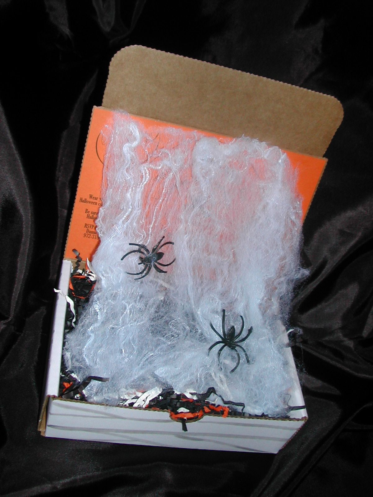 Halloween Invitation and Party Game | Halloween invitations, DIY ...