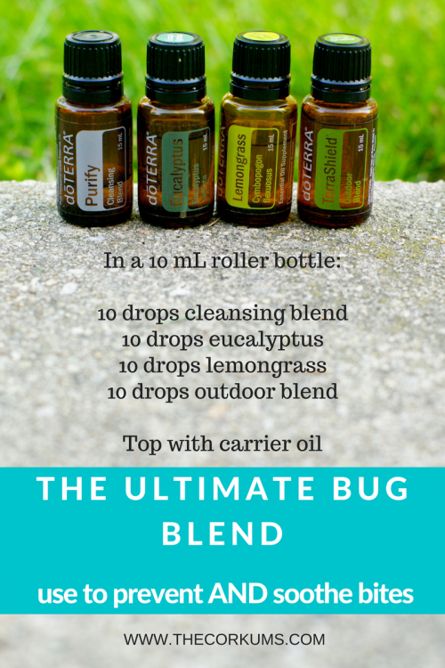 The Ultimate Bug Blend | Essential Oils | Essential oils