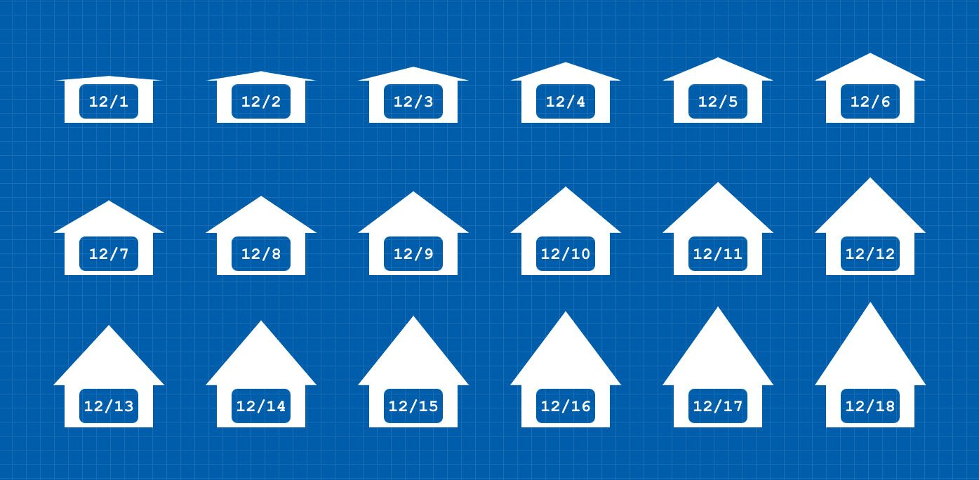 Display Of Roof Pitches 1 12 Through 3 2 This Graphic Uses Run Rise The Inverse Of The Convention Described In The Article Pitched Roof House Roof Dormers