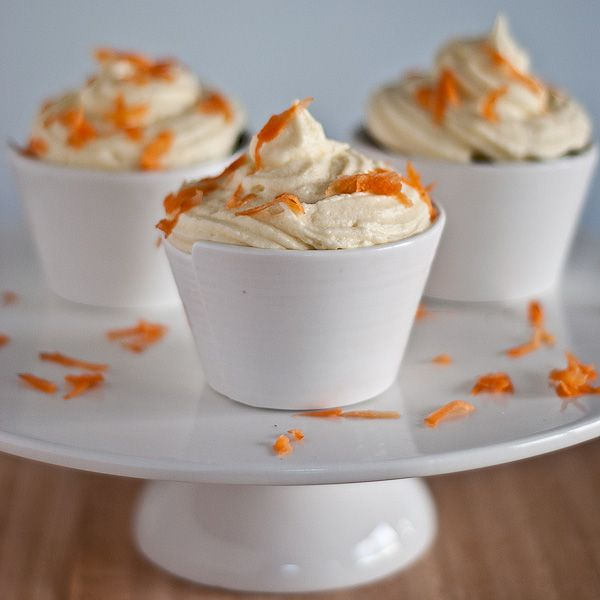 Carrot Cake Cupcakes – can't beat these classic favourites