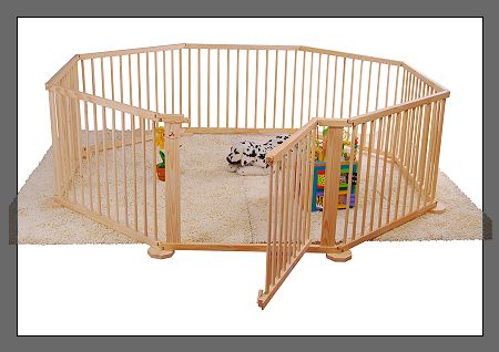Hot Item Baby Wooden Playpen Playyard Play Yard Toddler Playpen Playpen Play Yard