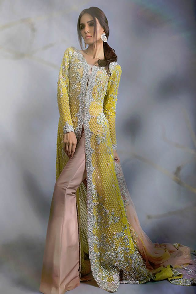 Sana Safinaz Luxury Formal Wear Collection 2016