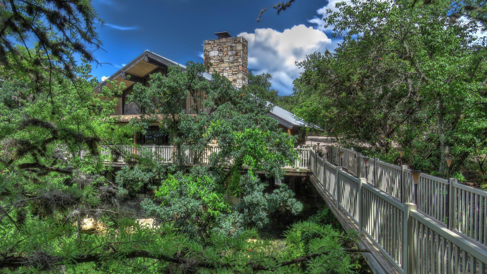 tx season treehouse river cabins rio texas frio nelson episodes