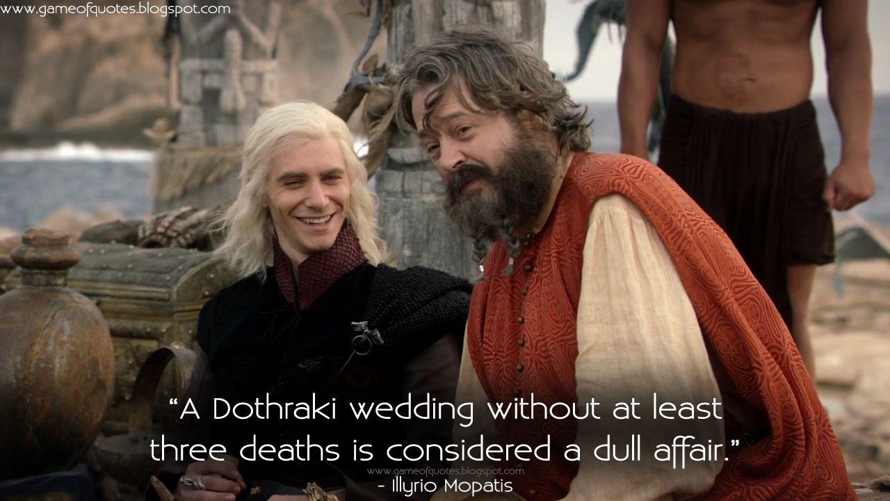 Game of thrones dothraki wedding scene
