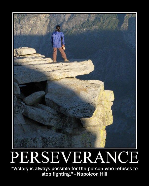 #preserverance | Perseverance
