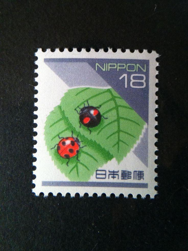 Ladybug Girl Postage Stamps Lady Bugs Goodies Ladybugs Door Bells Butterflies The World Treats