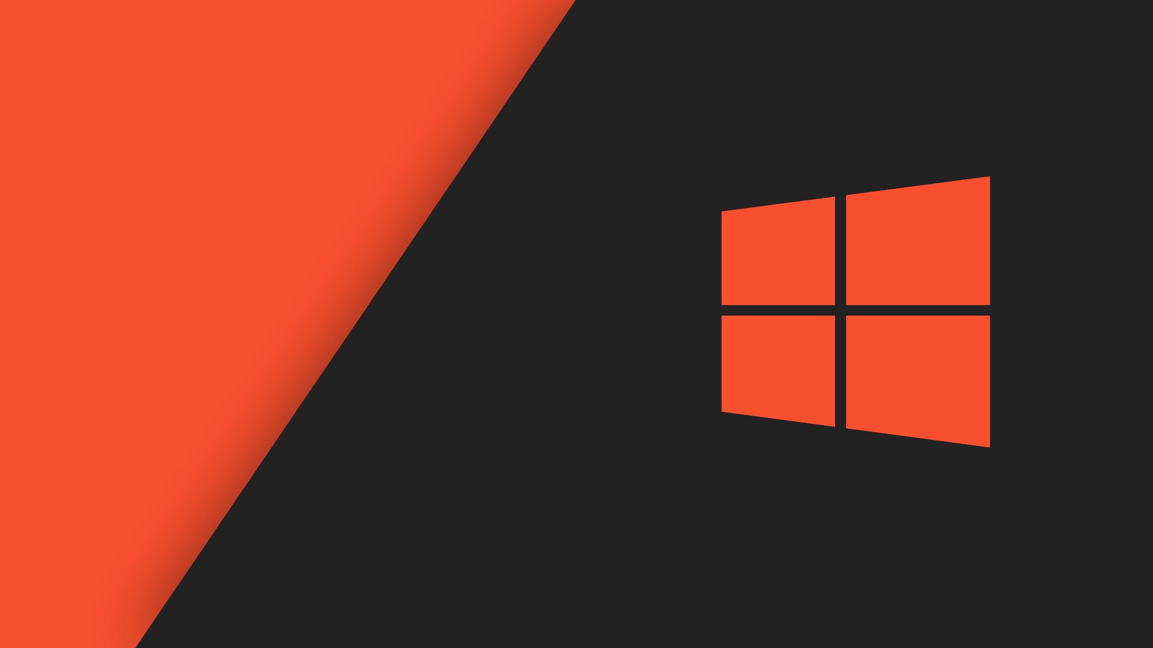 New Windows Logo Red 4k Wallpaper Windows 10 Samsung Wallpaper Uhd Wallpaper