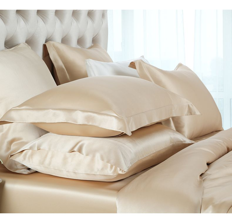 silk luxury bedding cheap silk bedding     https://www.snowbedding.com/