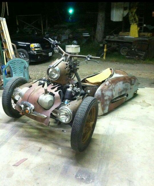 Rat Strike Rat Trike Bike Cars Motorcycles Motorcycle